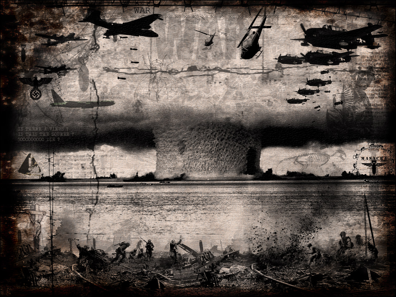 war by masacrar