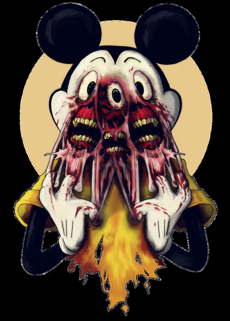 Renders divers Psy_mouse_v2_by_masacrar-d4jrcax