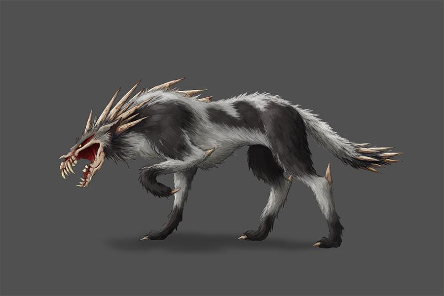 Wolf2 by masacrar
