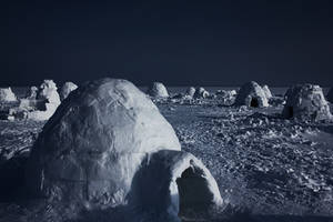 Igloo by belovodchenko
