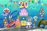 Happy Birthday Spongebob!