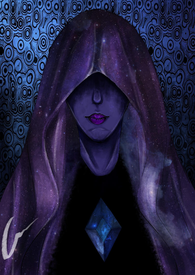 Blue Diamond by YurikoMori