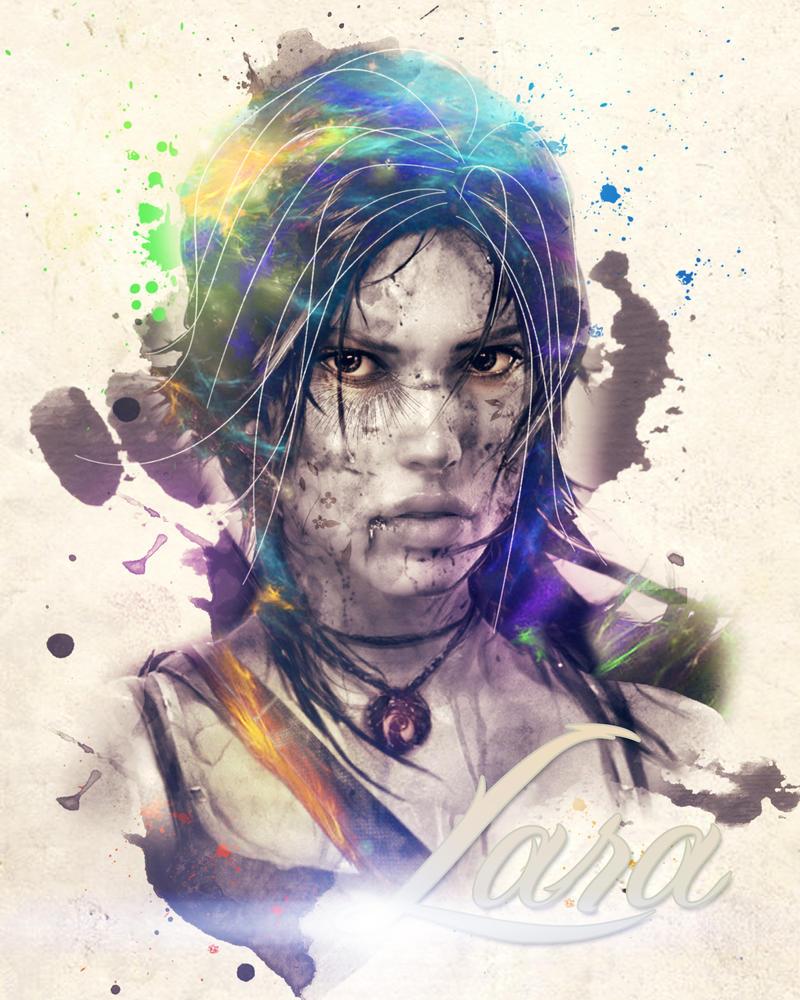 Lara by Mercalicious