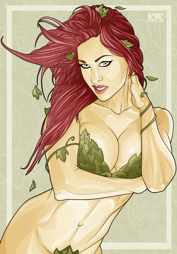 Poison Ivy by Mercalicious
