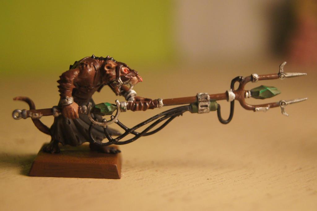 Skaven- Warhammer by Buggie1112