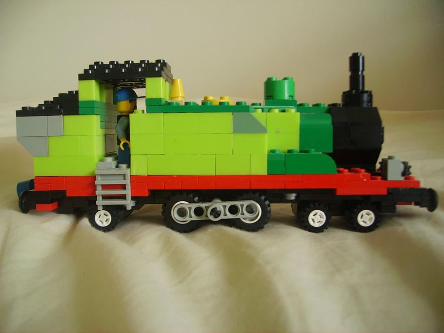 LEGO GNRI T2 tank engine side by spyromasterjm on DeviantArt