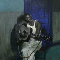 The Blue Door by George-Pratt