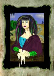 Mona Lisa? by Mkatsi