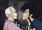 Clint Eastwood vs Spike