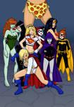 DC Comics Women Final