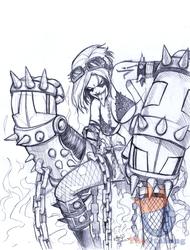 Heavy Metal Vi by sykoeent