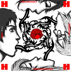 Record Covers - Haruhi by sykoeent