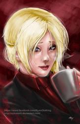 Akira Mado Needs Coffee