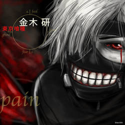 Record Covers - TokyoGhoul