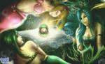 Mermaid Melody Fanart