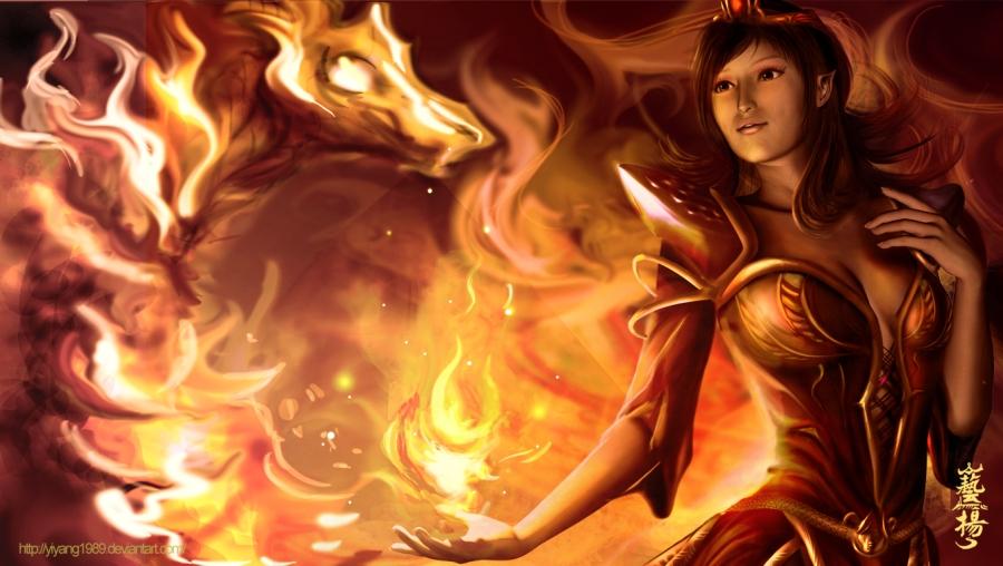 Lina Inverse The Slayer V2 By Yiyang1989