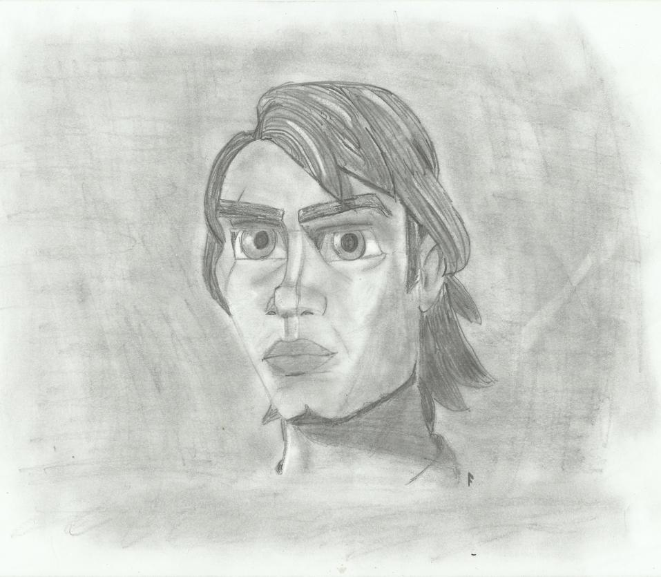 Anakin :: The Clone Wars by elphieofkiamoko
