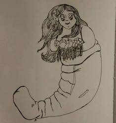 Manatee Mermaid