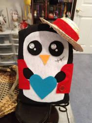 Luffy Penguin Plush