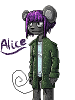 Alice by PinkFIoyd