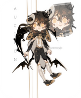 Auction [CLOSED] Dark Prince 1$ SB by Acemayjo