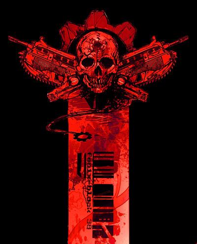 Gears of war 3 logo by oscar13opt on deviantart gears of war 3 logo by oscar13opt voltagebd Choice Image