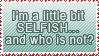 Stamp: Selfish