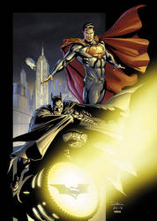 World's Finest color
