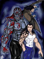 Talon Darkhaven by illuminatinocte