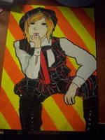 Kaya Fan Art by AsuchiiMeowMeow
