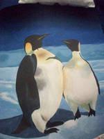 Penguins by AsuchiiMeowMeow