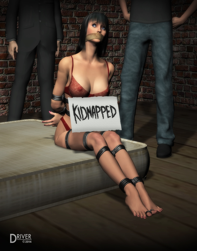 Ladies of dA - English Damsel Kidnapped by Driver651