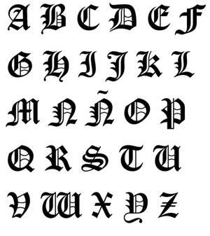 DN Alphabet
