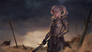 Elder Scrolls OC Commission