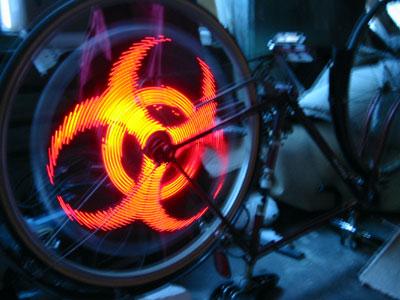 bike wheel lights by lntrnboss