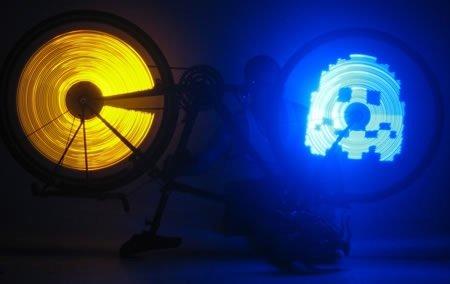 pacman lights by lntrnboss