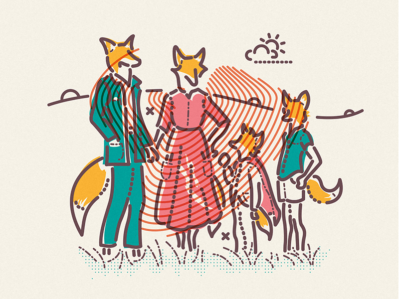 Fantastic Mr Fox by joc221