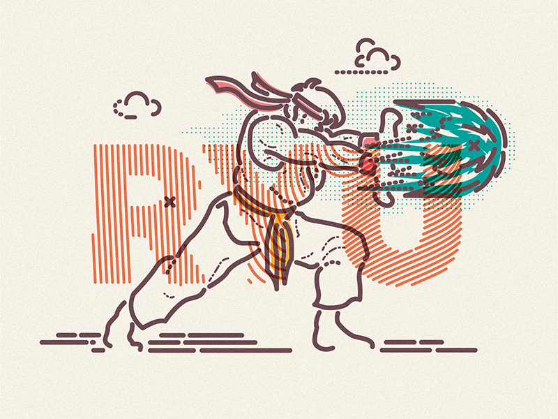 Ryu by joc221