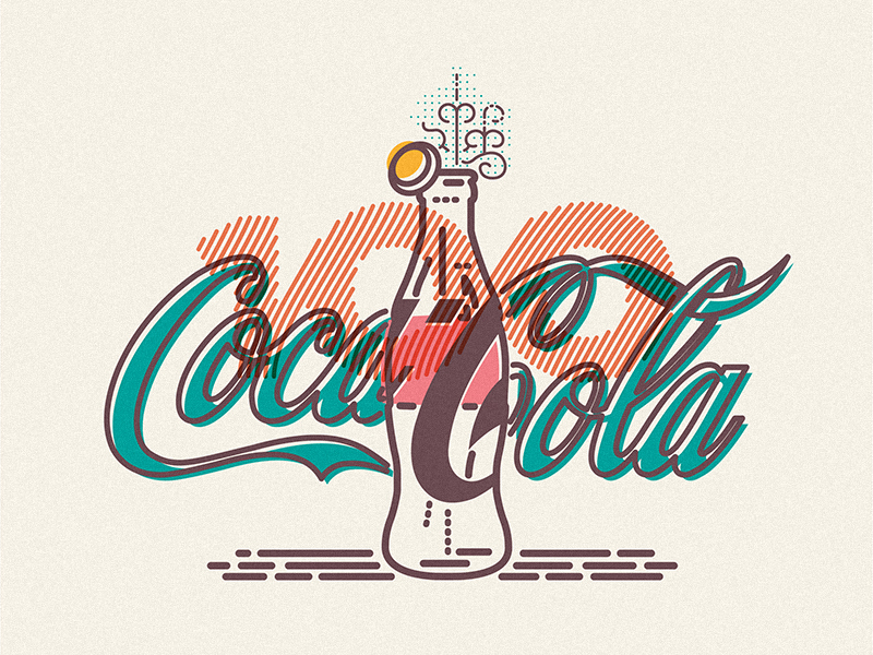 Coca-cola by joc221