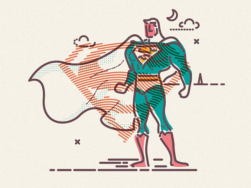 Superman by joc221