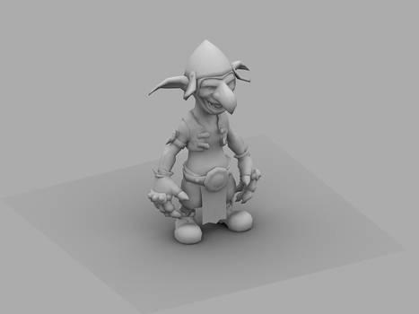 Goblin Real-time model2
