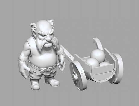 Dwarf worker
