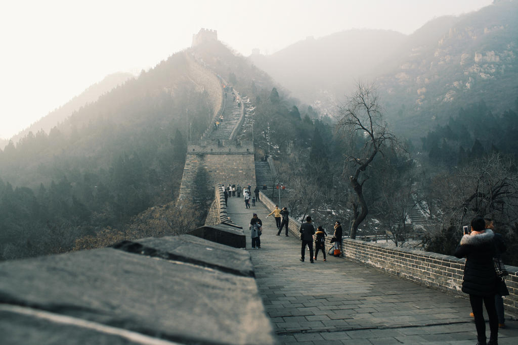 The Great Wall by efjees