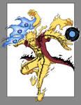 Naruto Rikudou Mode 6th Hokage