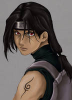 Itachi by Pink-lady1993