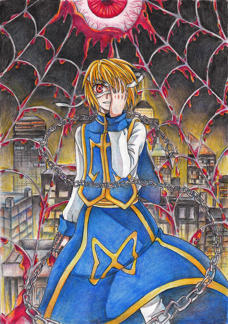 Kurapika by gsemka