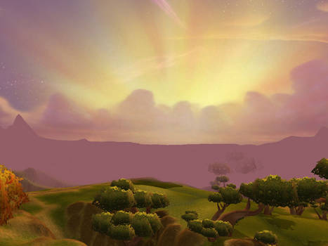 Fairy Tails in Nagrand