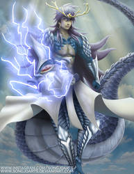 King Sinbad's Baal Djinn Equip by SongjoArts