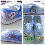 The Little Prince Canvas shoes