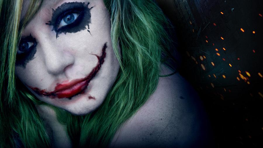 يَأتيْ اللَيلْ ،لِيصْحو الحَنيّنْ { نَسْمَةَ كٌلٌ يَوْمٍٍ بٍمٍزٌاْجٌ }  Joker_girl_by_henchwenchharley-d49gb9c